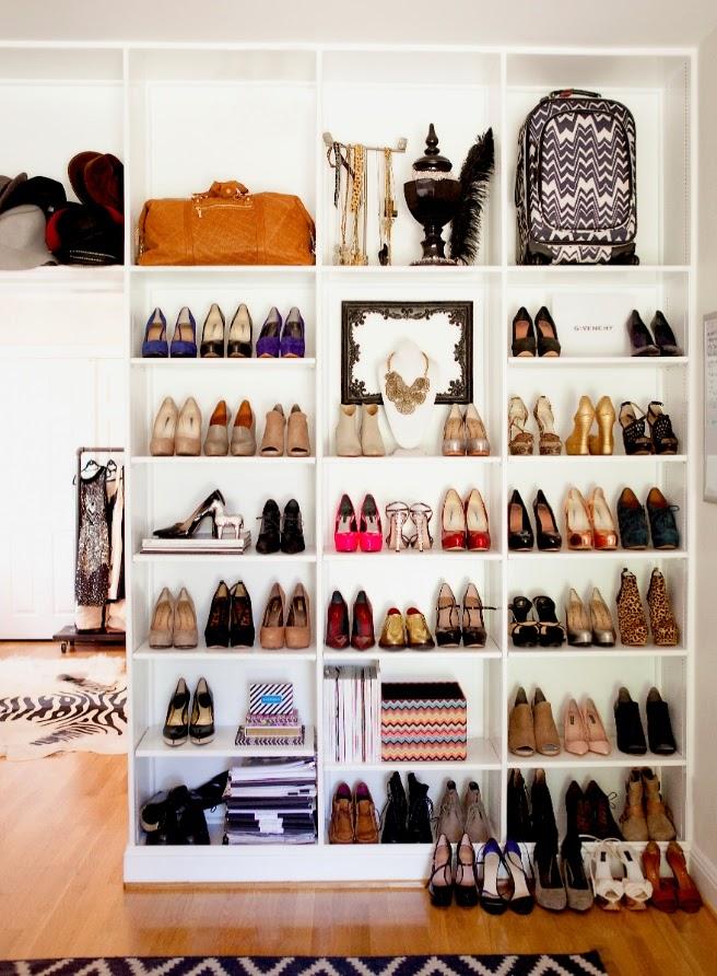 C mo organizar el armario de primavera tu asesor de imagen - Como organizar armarios ...