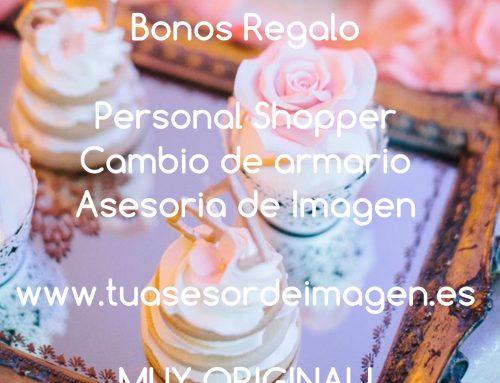 Bonos Regalo: Asesoría de Imagen y Personal Shopper